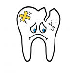 if you are having a destroyed tooth read about how to get pain relief after tooth extraction