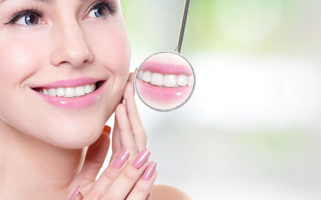 Cosmetic enhancement procedures for dental health