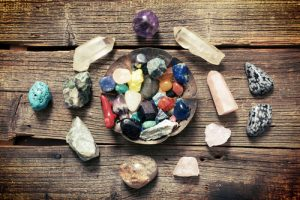 healing crystals for teeth and gums