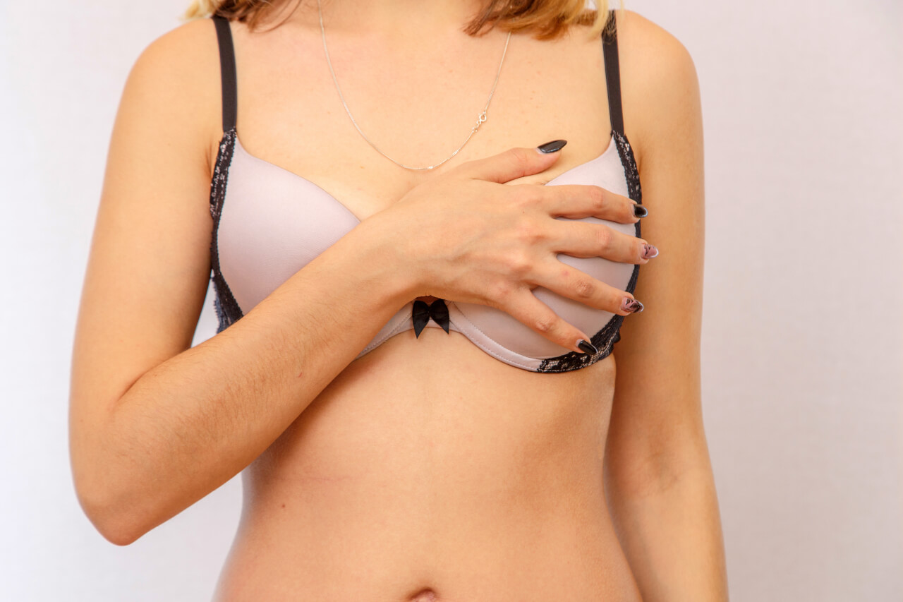 breast asymmetry causes