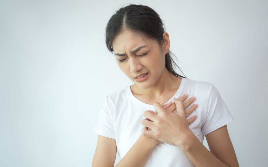 What Causes Chest Pain And Headache