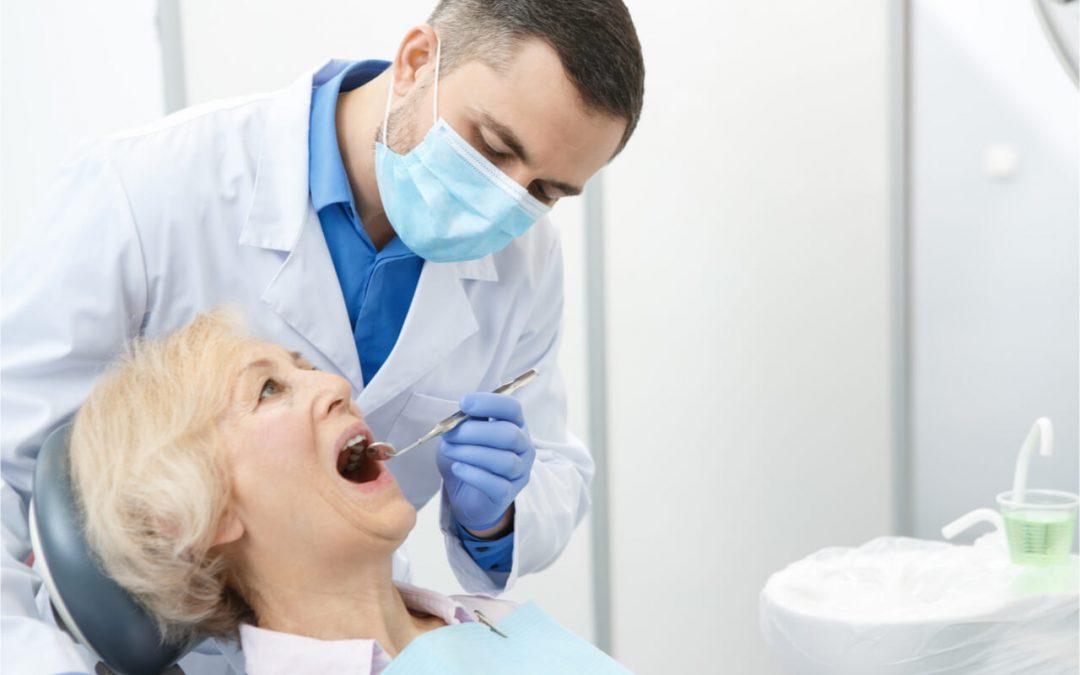 Dental implants healing time