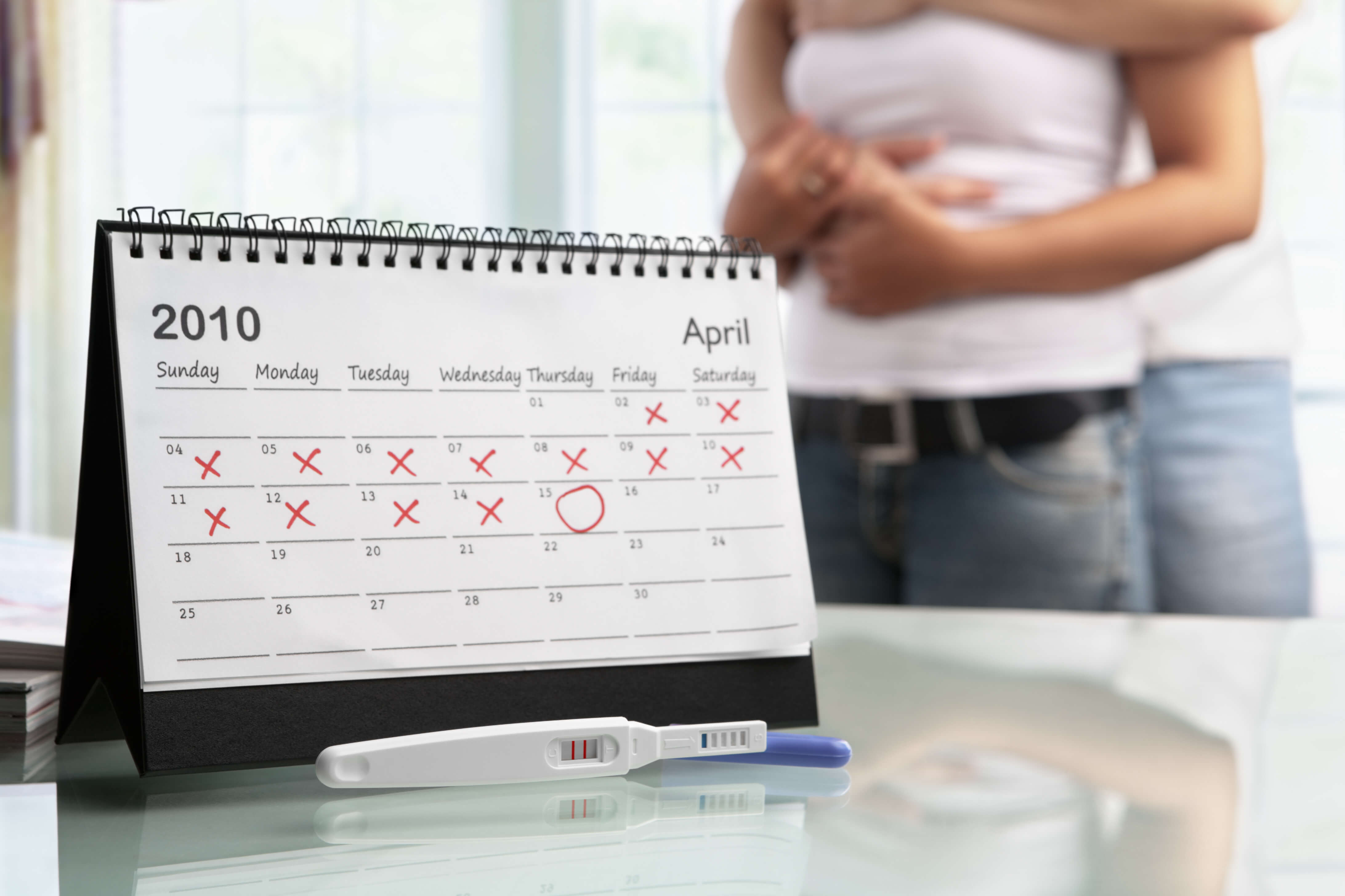 when is the best time to get pregnant