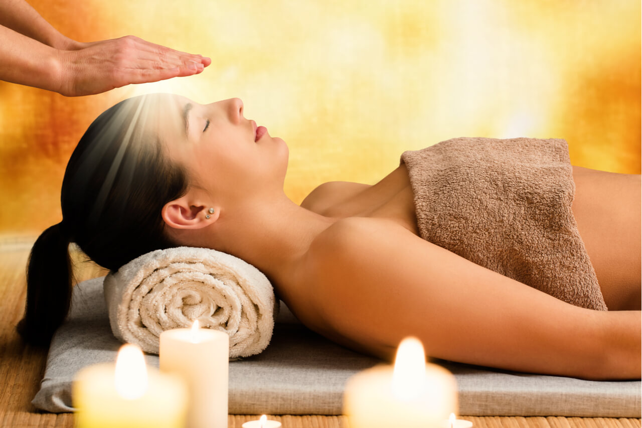 Healing Touch Therapy