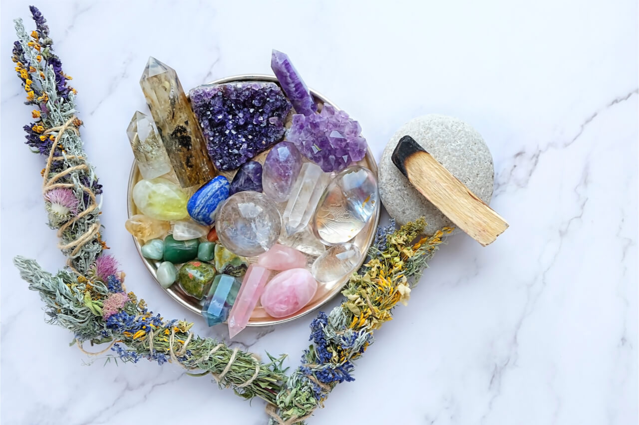 healing crystals for pain