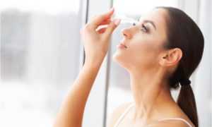 dry eye natural remedy